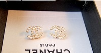 Серьги-гвоздики Christmas gift, Factory price, fashion jewelry, Star ABS Style girl's/lady's Earrings