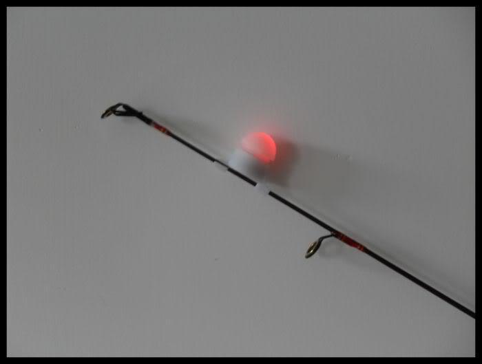 ловля фидером в ночное время