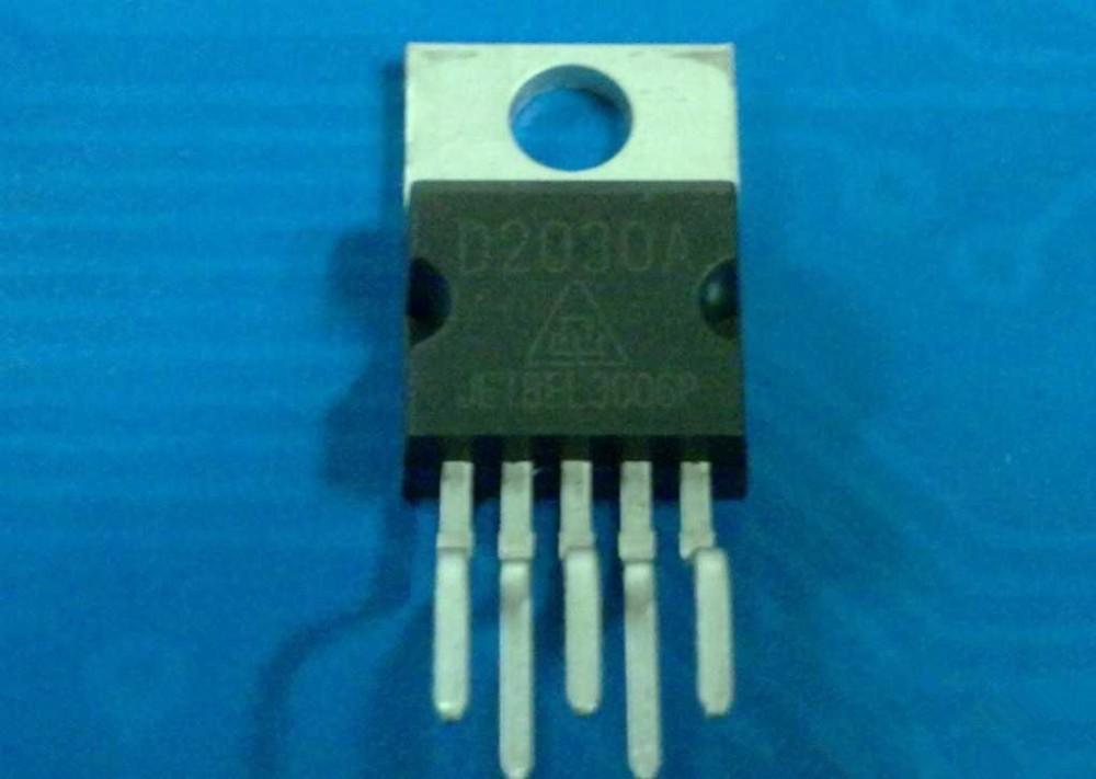 D2030A ИС звуковой усилитель