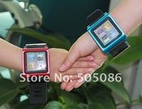Free shipping! for iPod nano 6  Watch Kits for apple nano 6