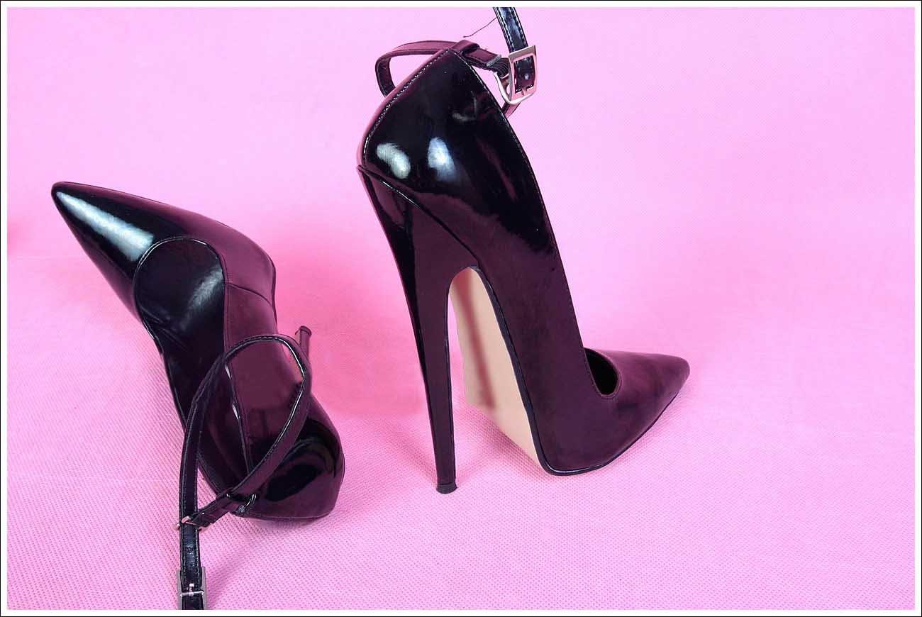 Non Platform High Heels | Tsaa Heel