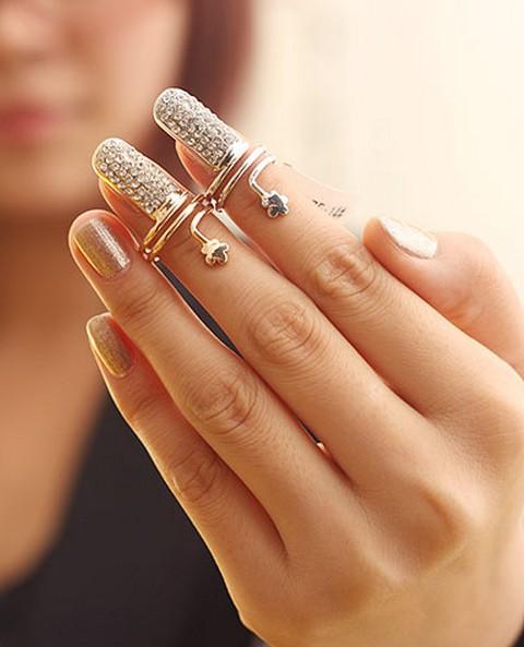Кольцо со своим руками
