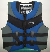 neoprene life jacket, diving suit, retail