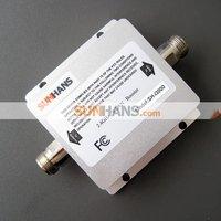1шт 2.4g 3w промышленности Крытый wifi сигнал бустерный Крытый 3w усилитель / усилителя / 2.4 g усилитель