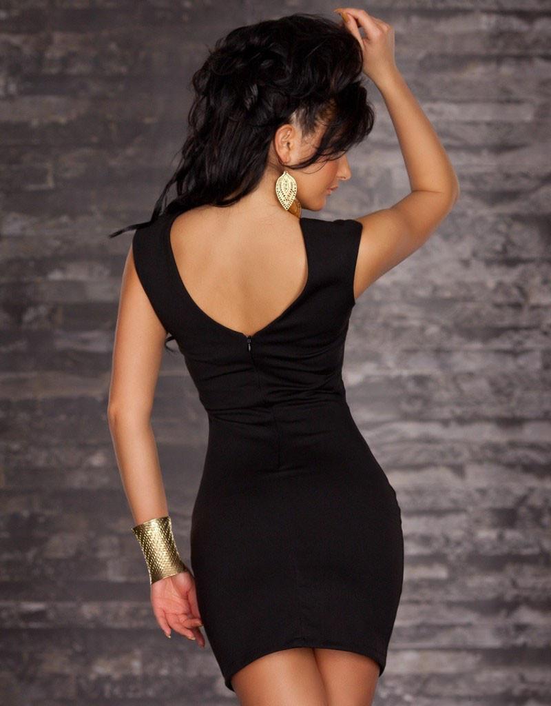 Женщины в вечерних платьях со спины