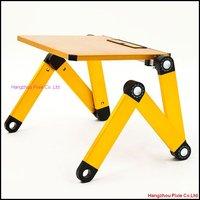 Складной стол The universal heat Ipad bracket of special aluminum alloy notebook bed folding computer desk folding drawing board stand T3