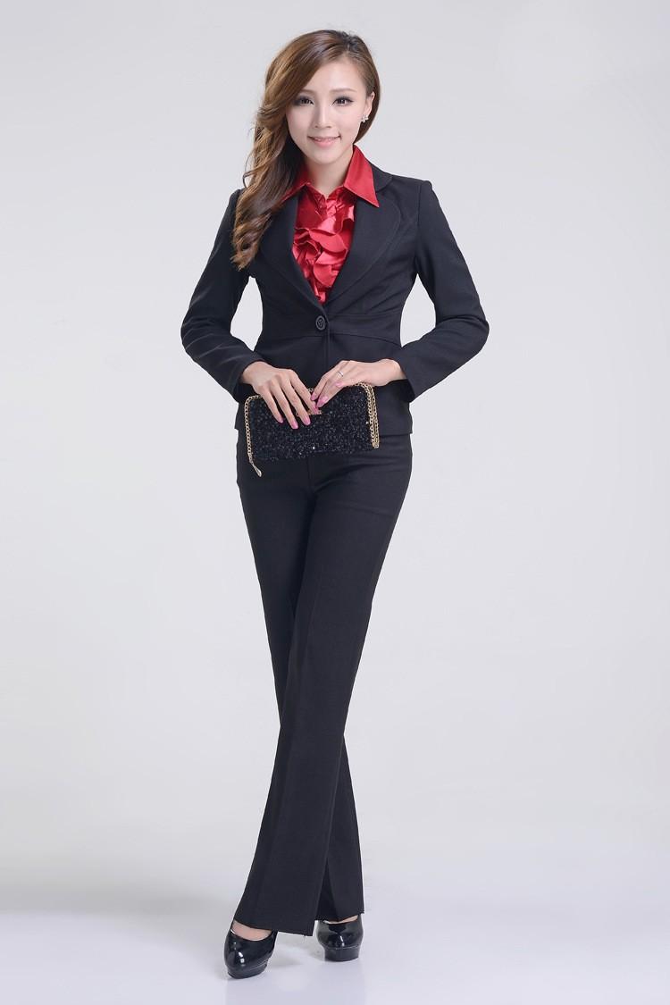 Женские брючные костюмы для офиса с доставкой