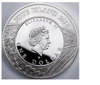 Спортивный сувенир Mint of Poland 2010 + EMS commemorative coin