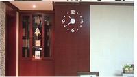 Розничная торговля, новый стиль, креативный дизайн diy современные декоративные цифровые настенные часы супер mute