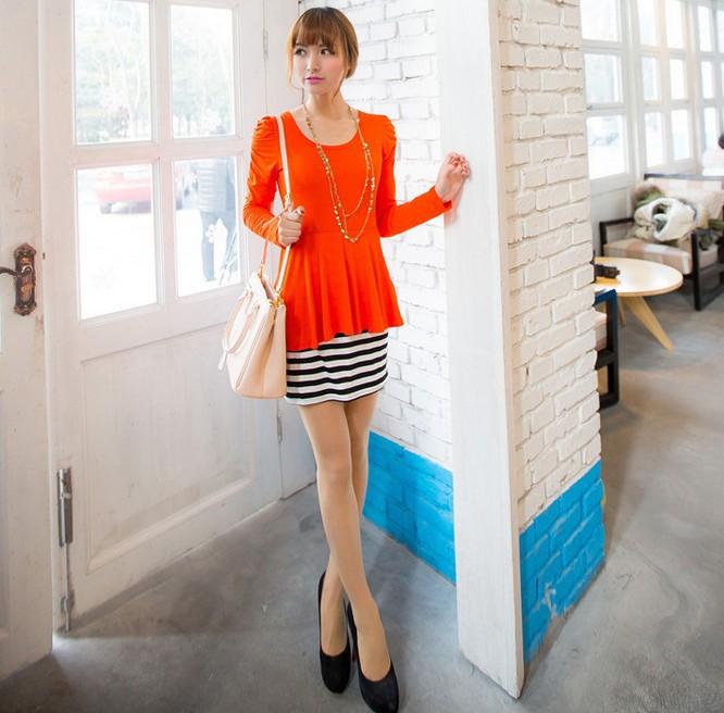 Платья на весну карандашом