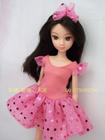 Chinese Doll Girl Kurhn Doll With Dress Clothes Joint Body Model K5