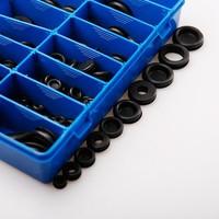 Прокладки для крепежа 250PC Rubber Grommet Kits new