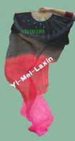 Одежда для танца живота 20pcs/lot brand new dance fan veil/belly dance fan veil/silk 3 colors fan veil