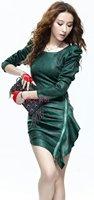 Женское платье PU 4