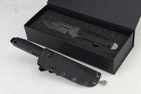 Strider.TAD тактические охотничий нож боевой нож с ручкой открытый инструменты g-10 оболочка k в кемпинг нож
