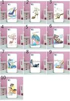 Чехол для для мобильных телефонов Bling Iphone 4 4S 10pcs/lot