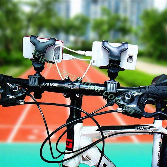 Как сделать держатель для телефона на велосипед7
