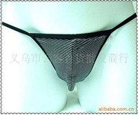 Мужские стринги Sexy man underwear/ Men's Poke G-String Funny men g string