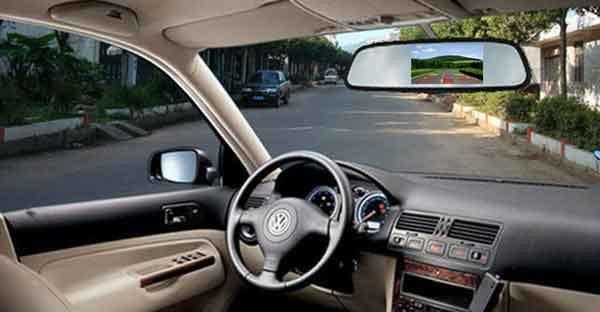 mirror-car-monitor 4.3 inch
