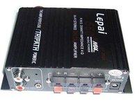 Аудио усилитель 2013 New Version Lepai LP2020 Stereo Digital Amplifier, TA2020 Class Mini Power Stereo Amplifier Black EG2003