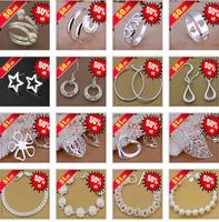 Серьги висячие Clip drop hoop stud earring # /910