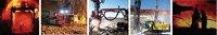 Запчасти для горного оборудования Retail: Tapered Drill Rods