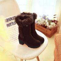 Женские ботинки snowboots