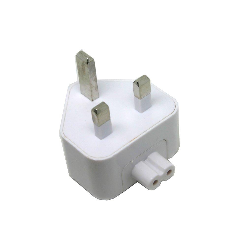 Freeshipping Mac Ac Zht42 Power Adapter Wall Plug Head Uk