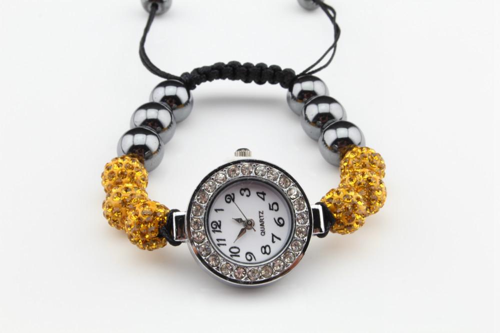 Часы-шамбала своими руками 29