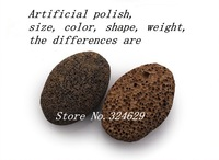 Инструменты по уходу за ногами High quality natural rubbing foot stone volcano stone grinding stone feet go dead skin rub