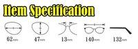 Женские солнцезащитные очки GAGA PS 110