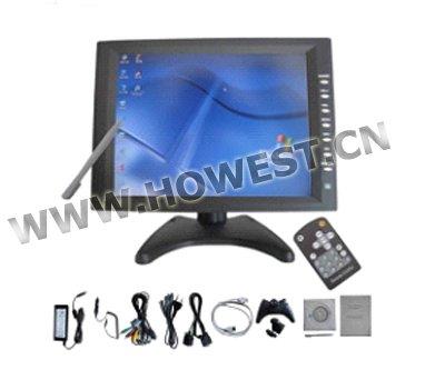 """1PC/LOT 10.4""""lcd touch monitor,car pc monitor,vga monitor"""