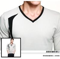 Мужская футболка KG v/yt/1224 YT-1224