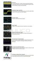 Осциллограф RIGOL DS 1052E Digital Oscilloscope, 50 MHz Digital Storage Oscilloscope 2CH Dual Channels#030080