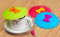 Сахарницы, Сливочники newest 100% food grade Universal Silicone Cup Lid