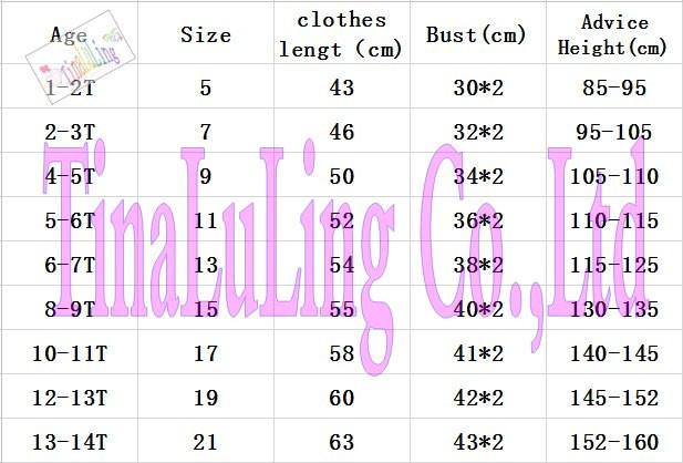 Размер одежды для детей сша россия алиэкспресс