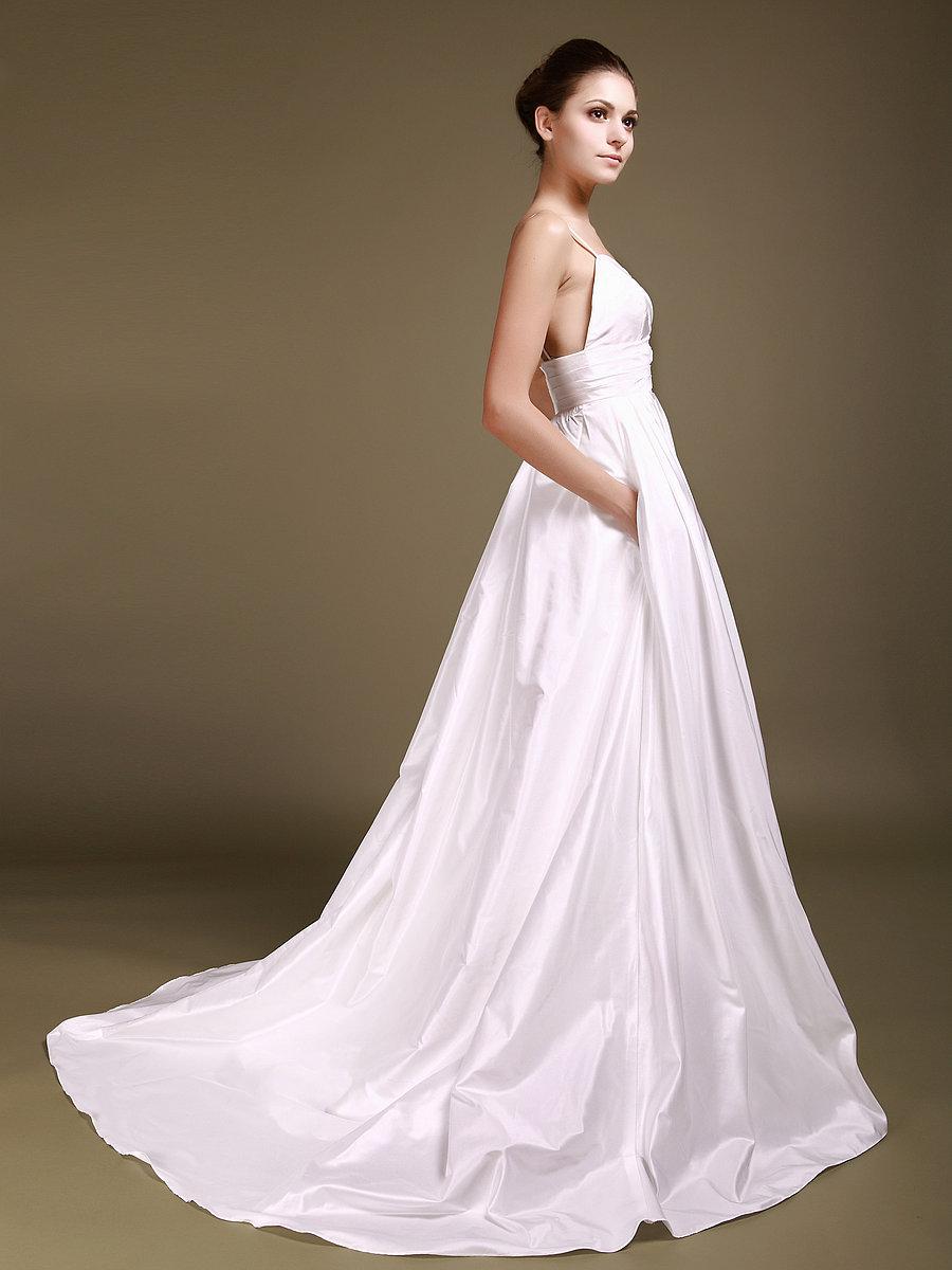 La ética del vestido de boda