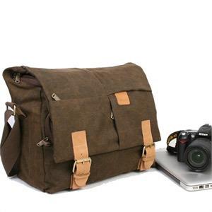 Over The Shoulder Camera Bag – Shoulder Travel Bag