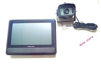 "7"" inch wireless Monitor + wireless Bus camera with night vision,12V/24V power,2pcs/lot"