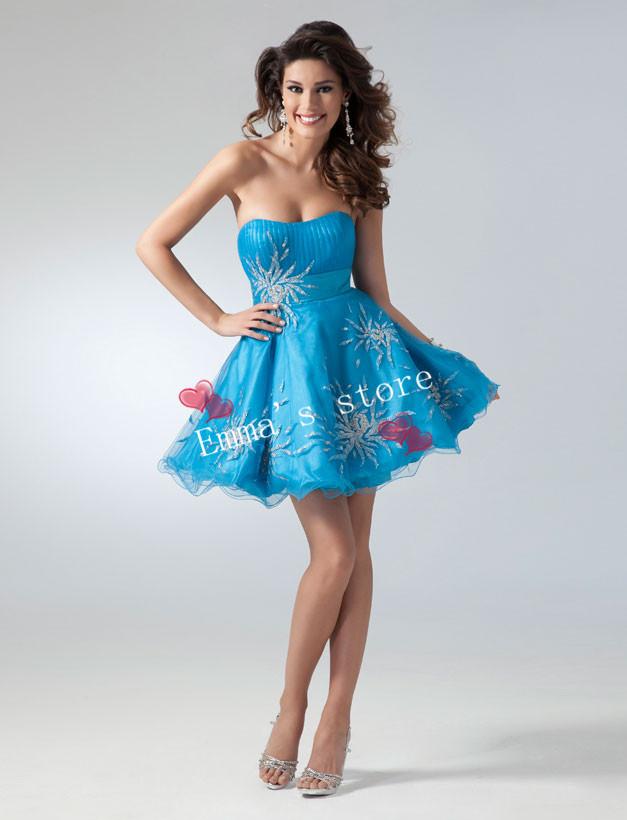 Вечерние платья картинки короткие