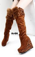 Женские ботинки KVOLL