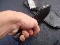 Керри - шкуры нож работы