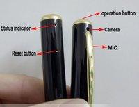 HD ручка видеокамера голос рекордер dvr видеокамера
