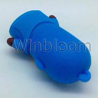 Cartoon Hero USB Flash Drive 2GB 4GB 8GB 16GB 32GB Real Capacity HKPAM 2012 New Model PVC Pen Drive