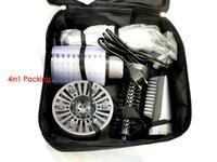 Бигуди DIY Hair Styling Roller Brush Comb 4in1 Rotating Brush Hair Combo Hair Styler Air Brush