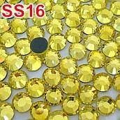 Стразы для одежды Oleeya 10x5mm 135pcs/lotFix