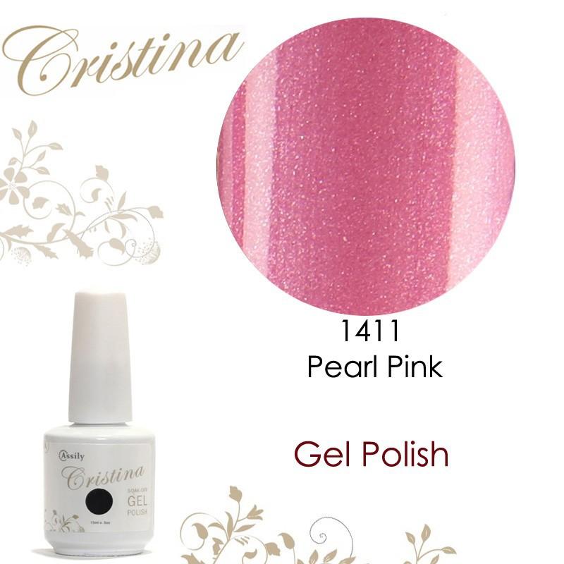 1411-Pearl Pink