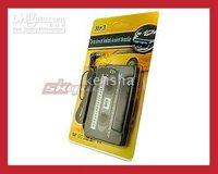 новый cd автомобилей кассетные ленты 3,5 мм адаптер для mp3 ipod nano cd md, smaple, автомобиль mp3 конвертер 100шт
