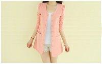 Free shipping fashion Lady's slim siut blazer woman suit jacket/coat /outwear HQ030