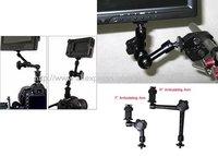 Кронштейн G02A 7 Inch Articulating Arm Universal arm 5D2 HDMI LCD Bracket Monitor Bracket
